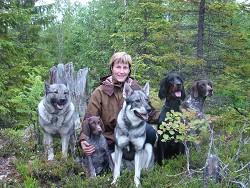 Välkommen till hundägarutbildning med Anna Fors Ward på Hellefors Herrgård den 15–16/6